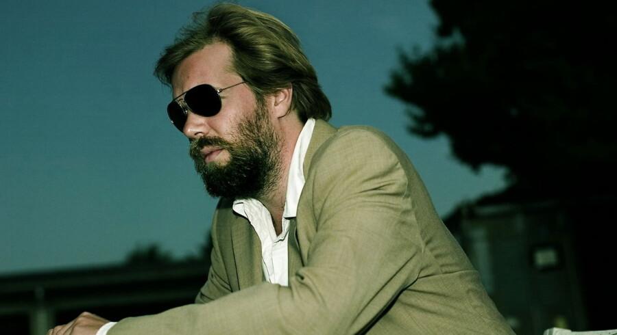 Filminstruktør Anders Rønnow Klarlund anklager filmbranchen for at have svigtet det kunstneriske sigte. Foto: Jeppe Carlsen