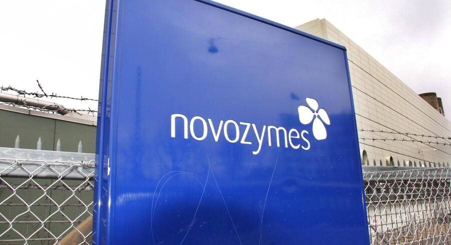 Novozymes' salg af enzymer til fremstilling af bioenergi overgik klart analytikernes forventninger i fjerde kvartal af 2013
