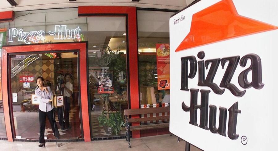 Et tilbud blev lidt for godt for Pizza Hut i Pakistan
