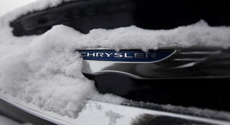Bilsalget er kølnet i USA