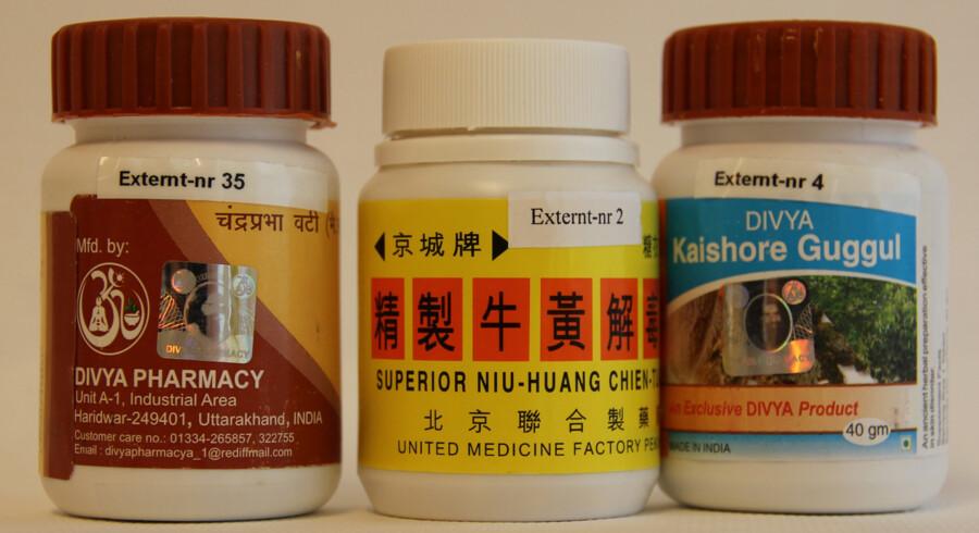 Pas på! Disse tre kosttilskud indeholder livsfarlige mængder af arsenik, siger den svenske fødevarekontrol-