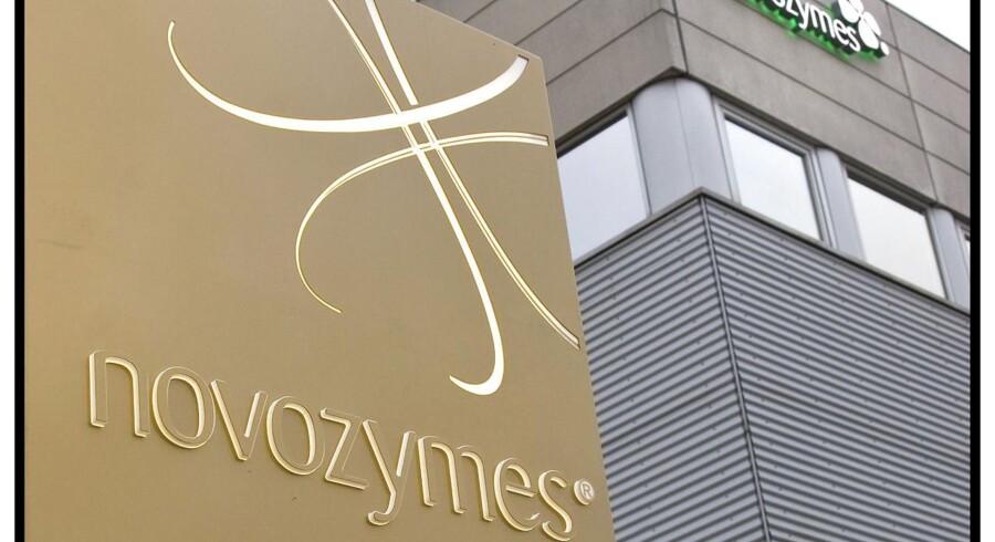 Novozymes skal levere enzymteknologi til et nyt bioraffinaderi til produktion af biomassebaseret glykol i Kina.