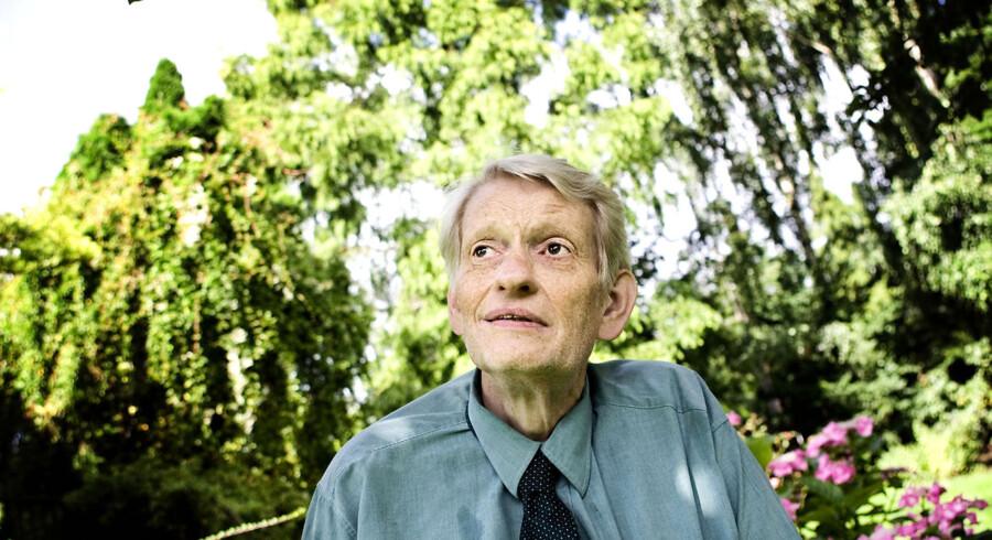 Det var Jesper Kleins eget ønske at blive mindet på Arbejdermuseet for derefter at blive stedt til hvile ved siden af sin kone Lykke Nielsen på Vor Frelsers Kirkegård. Konen døde af brystkræft i 2006.