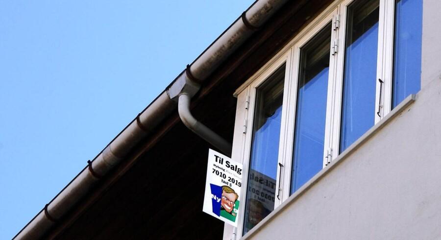 Der mangler ejerlejligheder til salg i København, mener mæglerne.