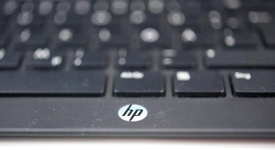 HP vil alligevel fortsætte med at producere PCer, siger den nye topchef. Arkivfoto: Jörg Carstensen, EPA/Scanpix