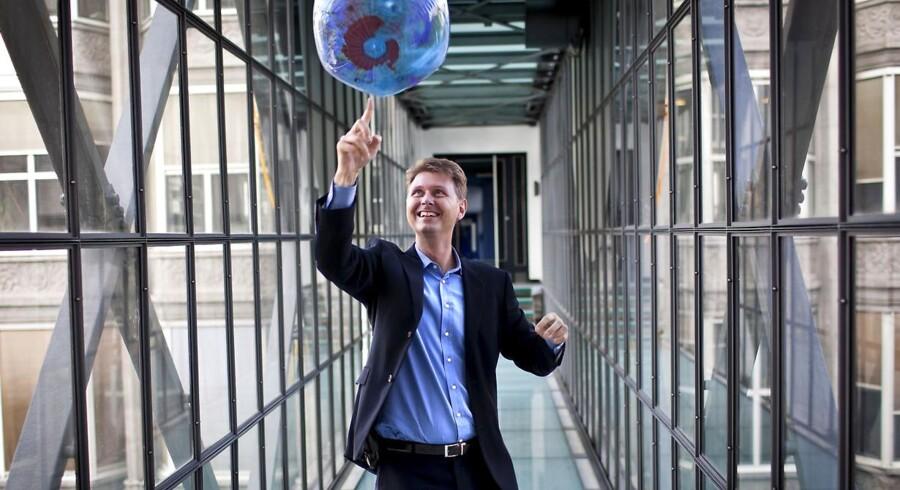 Per Wimmer forudser en ny boble inden for grøn energi.