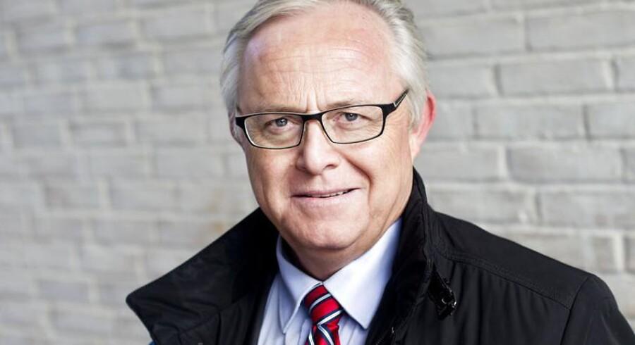 Frederiksbergs borgmester Jørgen Glenthøj