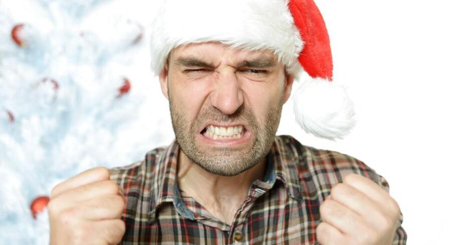 En dag kommer medarbejderen Thomas til dig og fortæller, at han har fået nok af de øvrige medarbejders julerier. Hvad gør du?