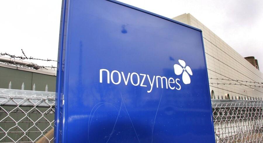 Aktien i Novozymes kan se frem til en svær start på ugen, efter de amerikanske myndigheder har foreslået at reducere målsætningen for næste års iblanding af brændstofethanol i benzinen