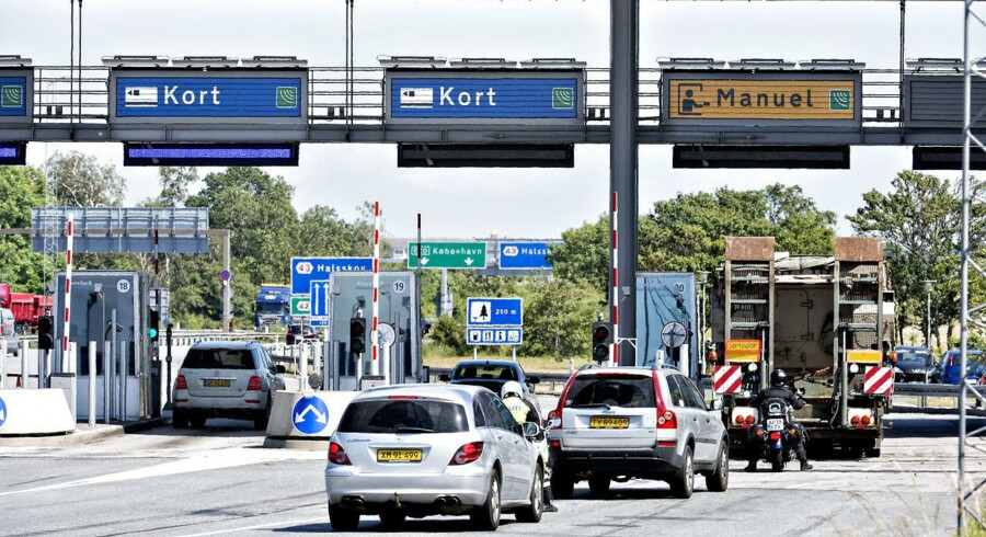 Fem kroner for at køre over Storebæltsbroen, foreslår tænketanken Kraka.