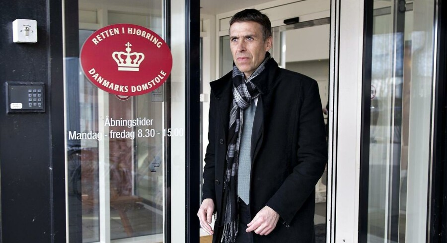 Jørgen Thostrup er anklager i sagen om kursmanipulation mod blandt andre tidligere direktør i EBH Bank Finn Strier Poulsen.