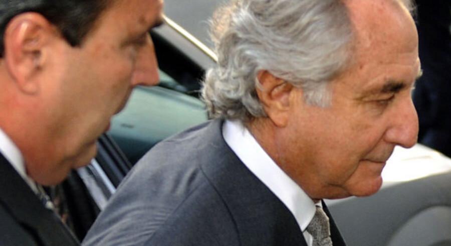 Bernard Madoff appellerer ikke dommen for finanssvindel.