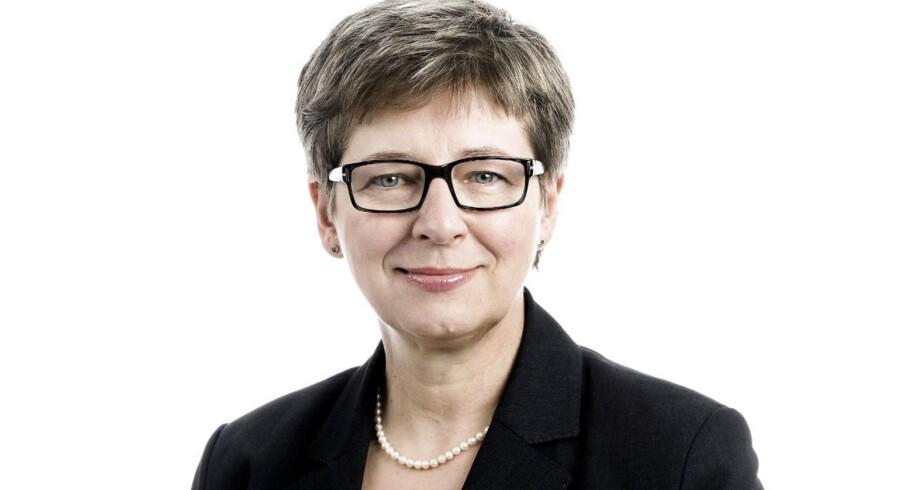 Linda Overgaard, erhvervsredaktør på Berlingske Business.