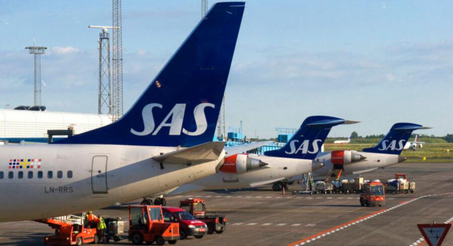 """Det er ifølge Moody's """"spekulativt"""" at låne penge ud til SAS. Flyselskabets situation bliver stadig værre, mener kreditvurderingsbureauet."""
