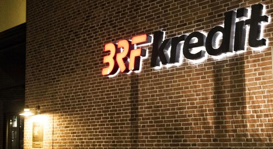 Jyske Bank og BRF Kredit fusionerede tidligere på aret. Her ses BRFs hovedkvarter i Lyngby