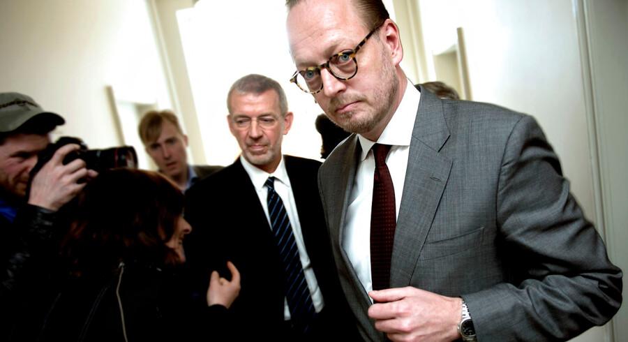 Der er kun rosende ord til overs for den afgående direktør i DSB, Jesper Lock, der i dag har meddelt, at han senest i august 2015 forlader selskabet for at tage et job i en international virksomhed.