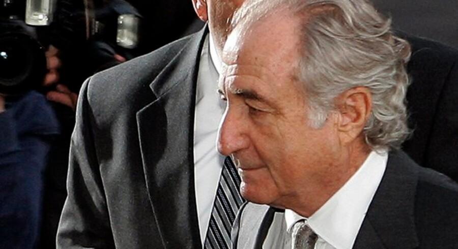 Storsvindleren Bernie Madoff