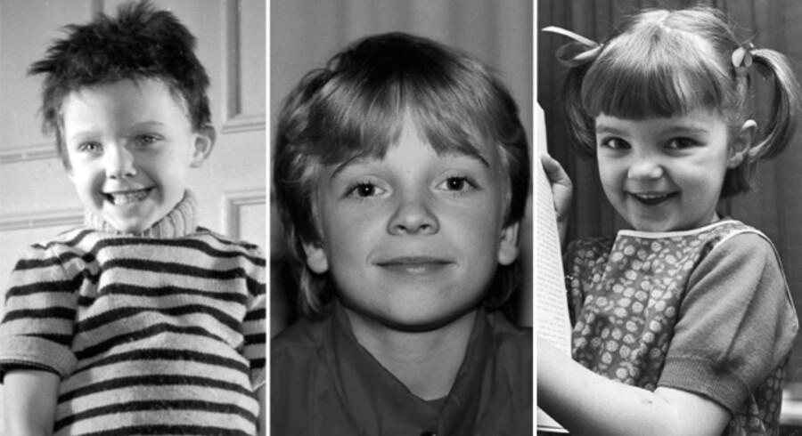 Se, hvad der blevet af Lille-Per, Krumme, Pusle og alle de andre børnestjerner.