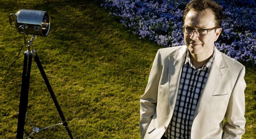 Peter Forchhammer er i denne uge med til at vurdere potentialet i kreative iværksættere.
