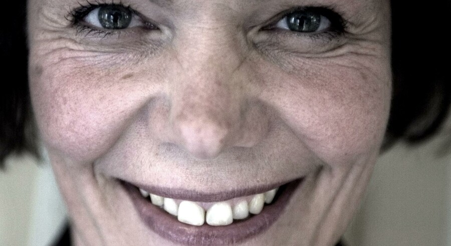 Smykkeproducenten Lise Aagaard.
