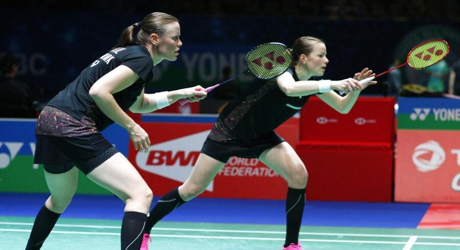 De danske badmintonspillere leverede et »super godt« All England, mener cheflandstræner Kenneth Jonassen.