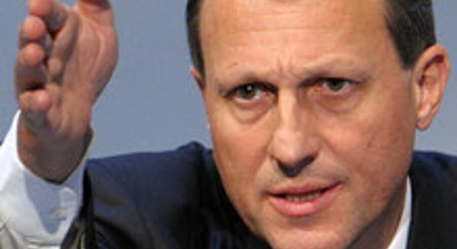 Daniel Vasella - direktør i medicinalselskabet Novartis.
