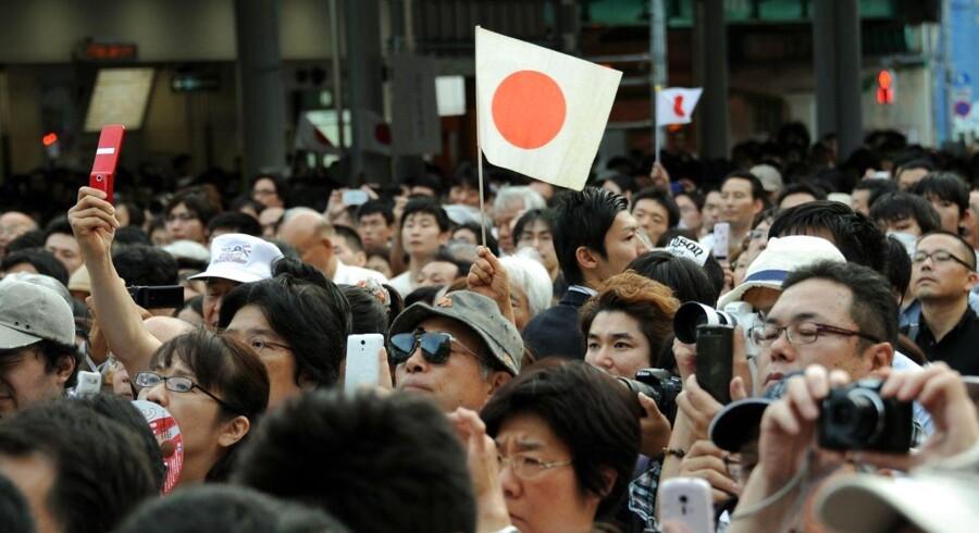 Den positive vurdering kommer efter, at Bank of Japan tidligere på måneden vurderede, at den japanske økonomi er »begyndt at komme sig moderat«.