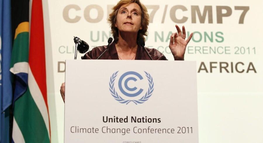 EU-kommissær for klimaet Connie Hedegaard har sat sit præg på den indgåede klimaaftale ved COP 17 i Durban, som eksperter mener kan komme det danske erhvervsliv til gode.