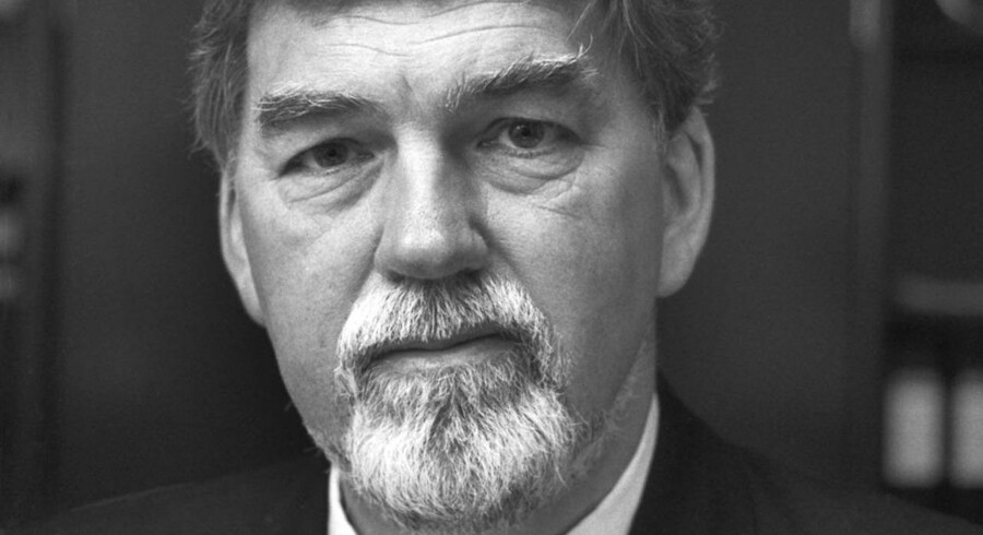 Thorkild Kristensen fra Aalborg er død, 73 år gammel.