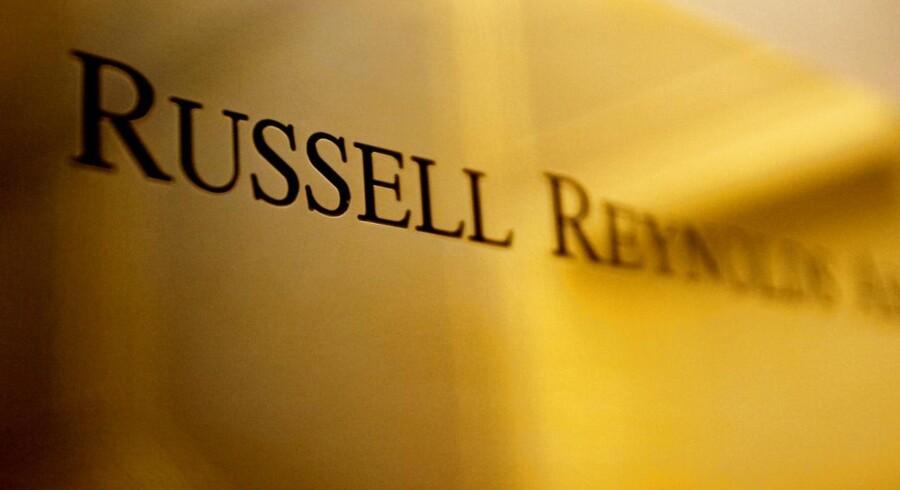 Russell Reynolds har den seneste tid været det foretrukne headhunterfirma.
