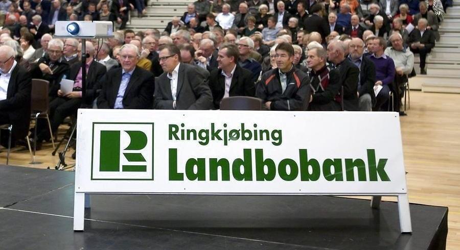 Ringkøbing Landbobank holder investeringsmøde.