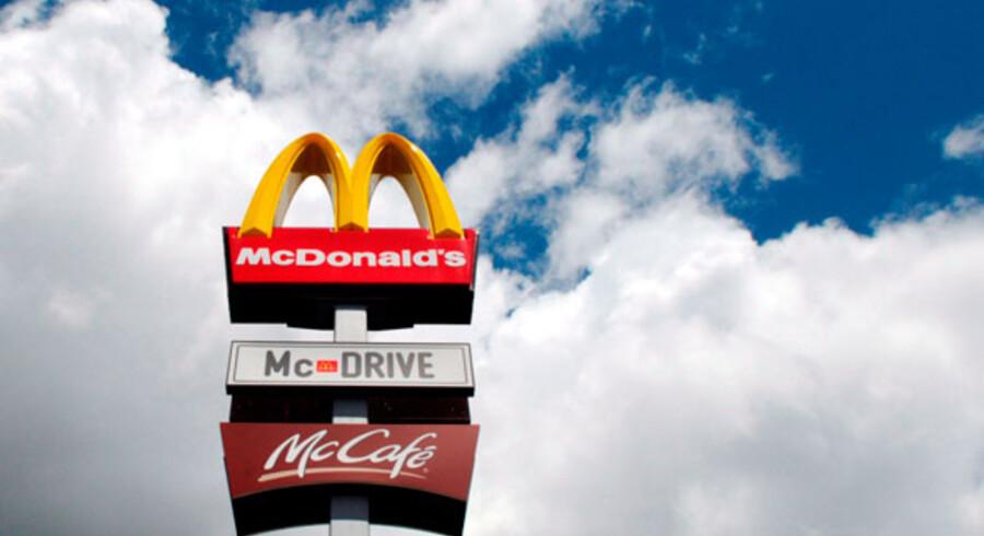Det er længe siden, at man kunne betragte McDonald's som et fænomen, der hører storbyen til. Nu skyder de sågar op midt i ørkenen.