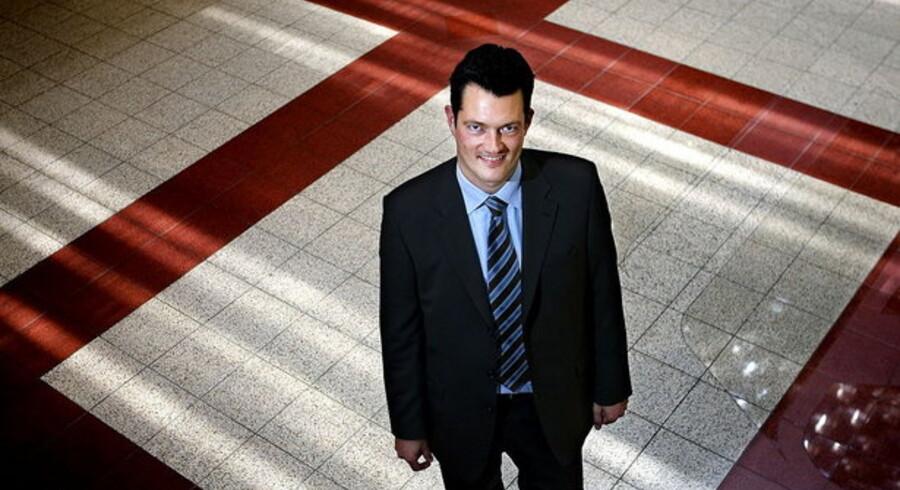 Jepser Lien er tidligere direktør for SuperBrugsen og viceadministrerende direktør i Coop. Nu overtager han chefposten som konstitueret direktør.