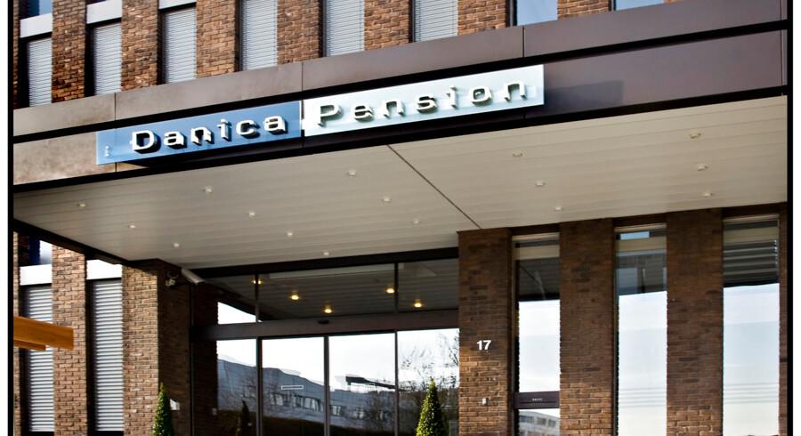 Danica Pension har vundet en mindre sejr over Finanstilsynet.