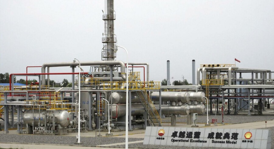 Kinas største energiproducent Petrochina