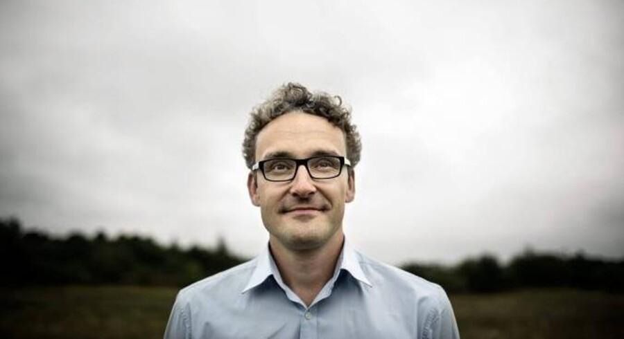 Skatteordfører Ole Birk Olesen fra Liberal Alliance finder forslaget positivt. Foto: Niels Ahlmann Olesen