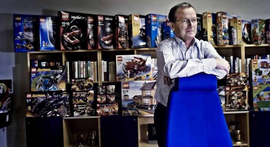 Der var angiveligt et tæt forhold mellem ejeren af Lego, Kjeld Kirk Kristiansen, og Sydbanks tidligere direktør Carsten Andersen.