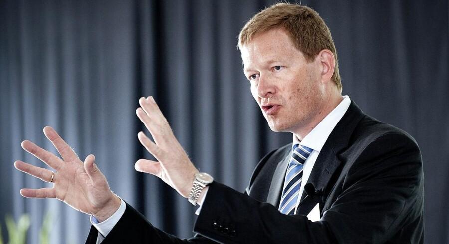 Danfoss A/S og Sauer-Danfoss underskriver aftale om fusion og tilbyder aktionærerne i Sauer-Danfoss 58,50 dollar per aktie.