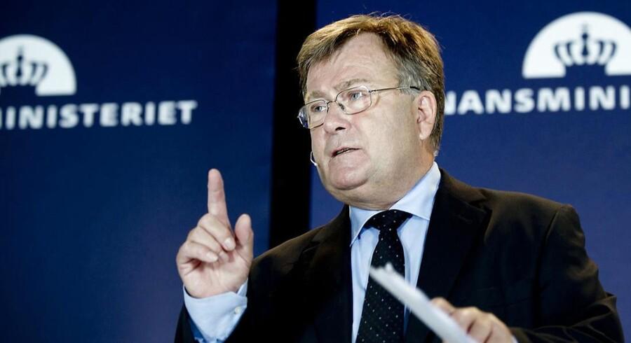Rigsrevisionen efterlyser en mere aktiv indsats fra staten som ejer af Dong Energy i en del af Claus Hjort Frederiksens tid som finansminister.
