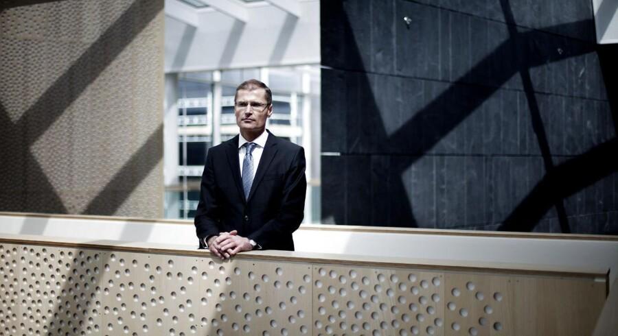 Ditlev Engel og Vestas skal i begyndelsen af 2015 skaffe mange fri midler for at leve op til kreditaftalerne.