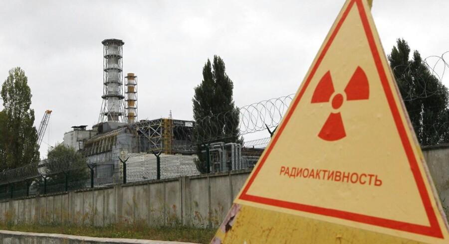 Ulykken på Tjernobyl-værket i april 1986 anses stadig for at være verdens værste atomkraftkatastrofe.