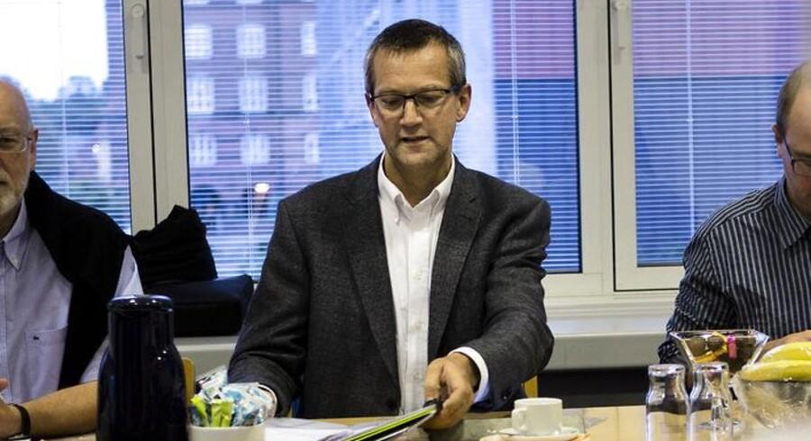 Jens Stenbæk, formand for Regionernes Lønnings- og Takstnævn, bliver i januar konstitueret som ny formand for Pensam.