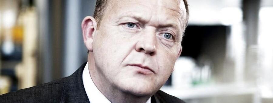 Lars Løkke fortalte i 2011, at han først fik kendskab til sagen om de statsløse, da den kom frem i medierne.(Foto: Erik Refner/Scanpix 2013)