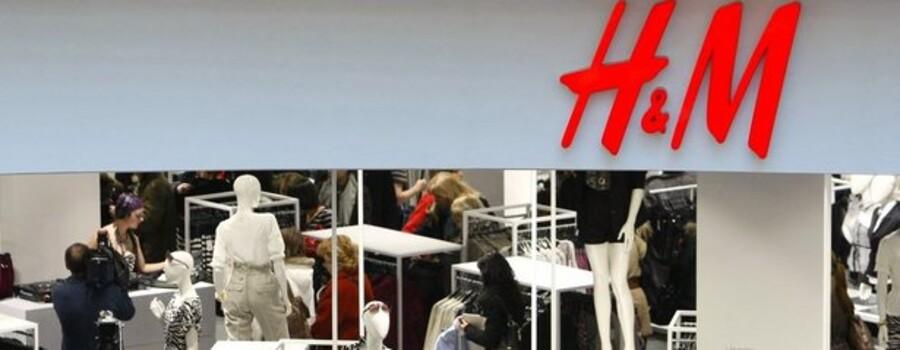 Tøjkæden Hennes & Mauritz fik et skuffende første kvartal. Foto: Denis Sinyakov, Reuters/Scanpix