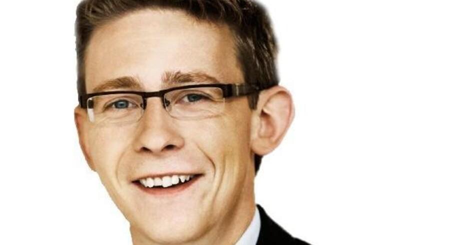 Karsten Lauritzen, Retsordfører (V)