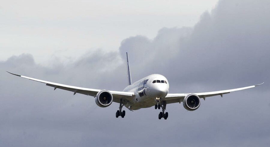 Her ses et 787 Dreamliner-fly fra polske LOT blive prøvefløjet efter det nye batterisystem er blevet installeret. Der er dog stadig et stykke vej, før det ultramoderne Boeing-fly kan leve op til den driftsikkerhed, der præger andre flytyper.