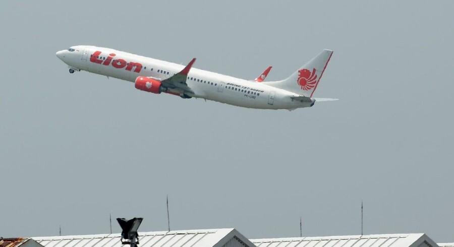 Airbus har i første kvartal fået dobbelt så mange ordrer ind som konkurrenten Boeing, især selskabet Lion Air har hjulpet til på fremgangen i ordrebogen.