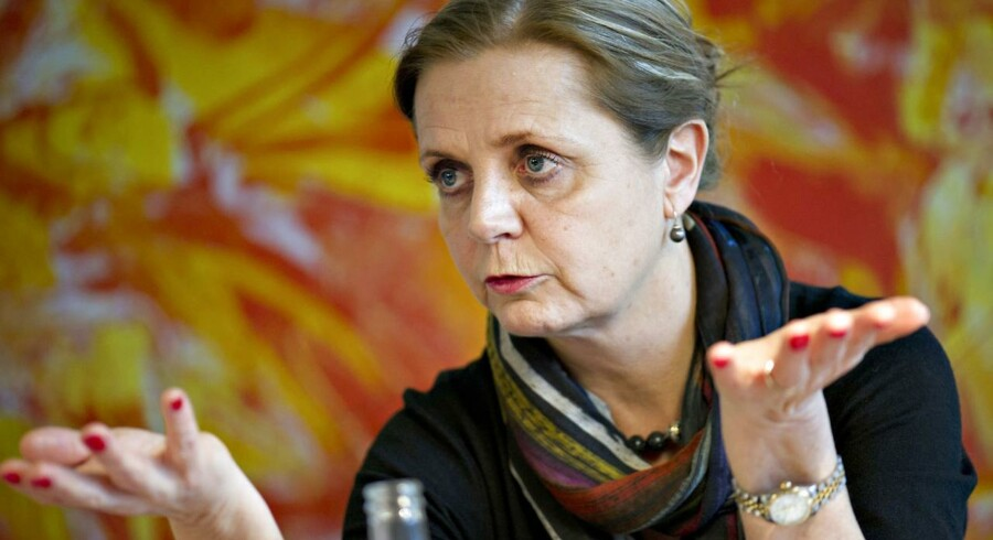 Karen Frøsig, administrerende direktør i Sydbank