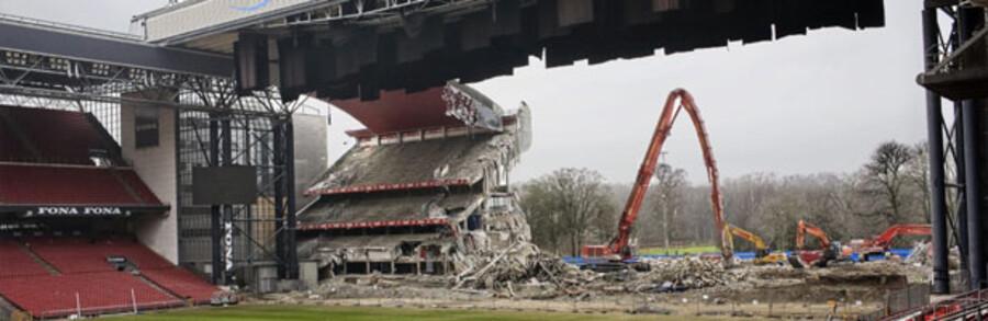 Parken Sport & Entertainment har de senere år øget sin gæld voldsomt takket være investeringer i blandt andet end ny tribune på  Danmarks nationalstadion Parken.