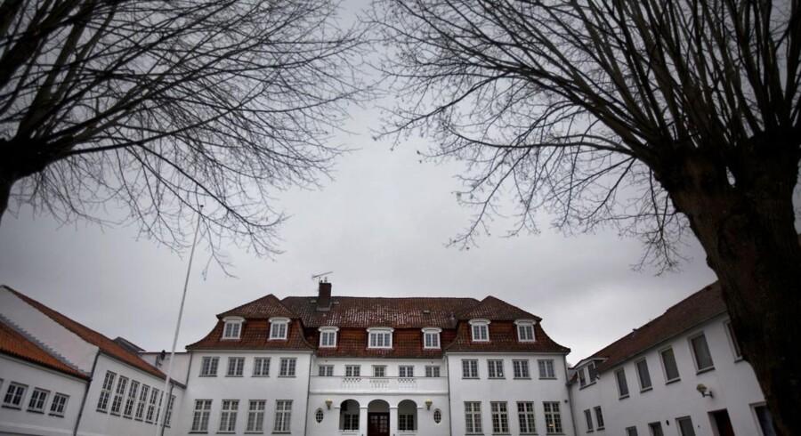 Lundby Efterskole.